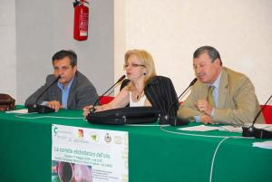 I dottori Catagnano Borgese e Barresi