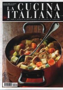 La Cucina Italiana - Gennaio 2009
